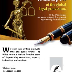 The Write House: Legal Writing Consultants & Trainers